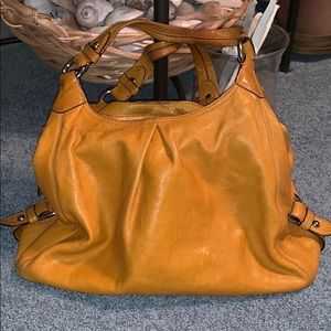 Gently used Coach Maggie Bag